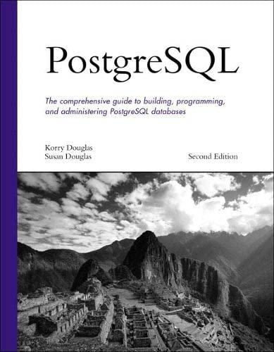 9780672327568: PostgreSQL (2nd Edition)