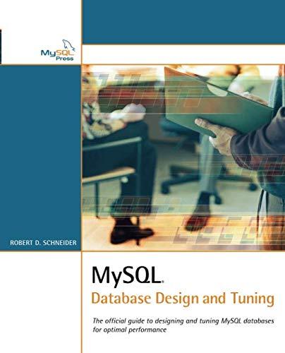 9780672327650: MySQL Database Design and Tuning