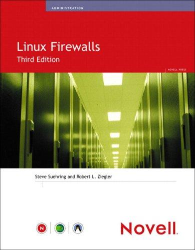 9780672327711: Linux Firewalls (3rd Edition)