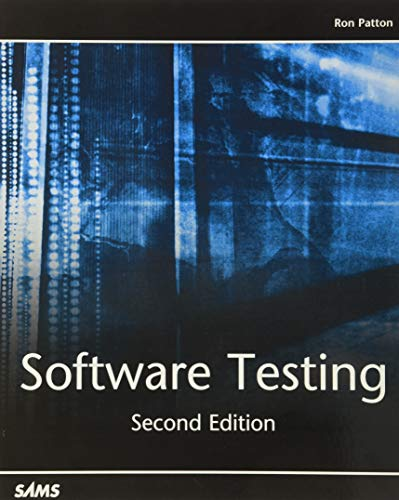 9780672327988: Software Testing (2nd Edition)