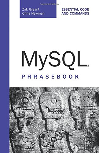 9780672328398: MySQL Phrasebook
