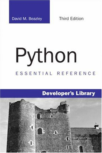 9780672328626: Python Essential Reference (3rd Edition)