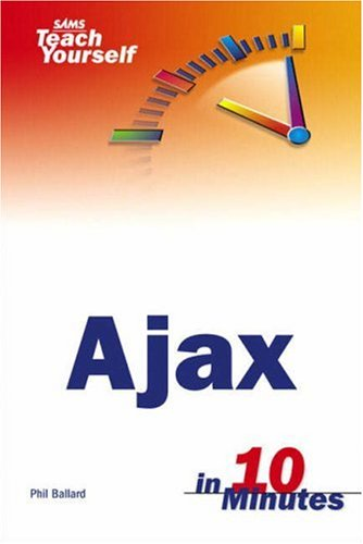 9780672328688: Sams Teach Yourself Ajax in 10 Minutes