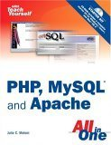 9780672328732: Sams Teach Yourself PHP, MySQL and Apache All in One (3rd Edition)