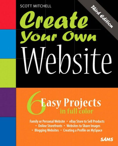 9780672329265: Create Your Own Website (3rd Edition)