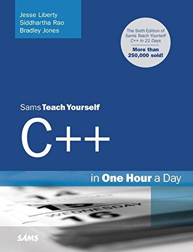 9780672329418: Sams Teach Yourself C++ in One Hour a Day (6th Edition)