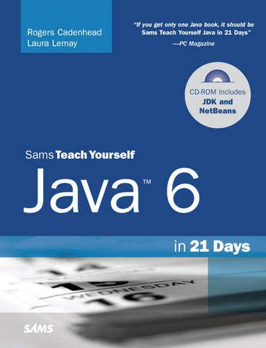 9780672329432: Sams Teach Yourself Java 6 in 21 Days (5th Edition)
