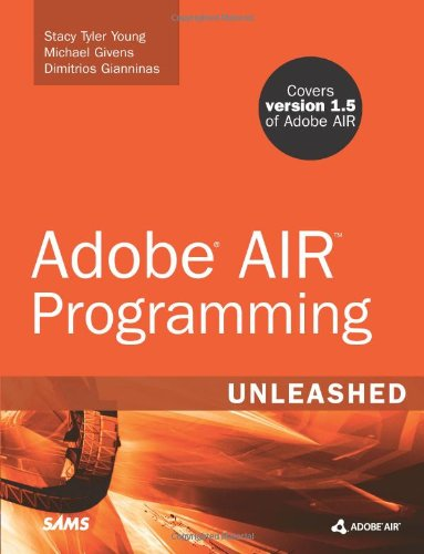 9780672329715: Adobe AIR Programming Unleashed
