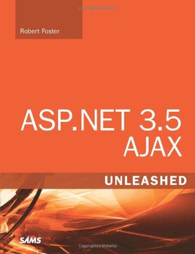 9780672329739: ASP.NET 3.5 AJAX Unleashed