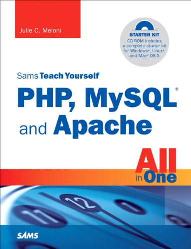 9780672329760: Sams Teach Yourself PHP, MySQL and Apache All in One (4th Edition)