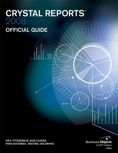 9780672329890: Crystal Reports 2008 Official Guide (Business Objects Press)