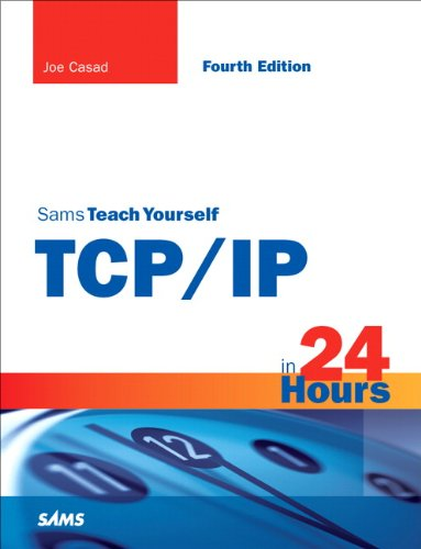 9780672329968: Sams Teach Yourself TCP/IP in 24 Hours