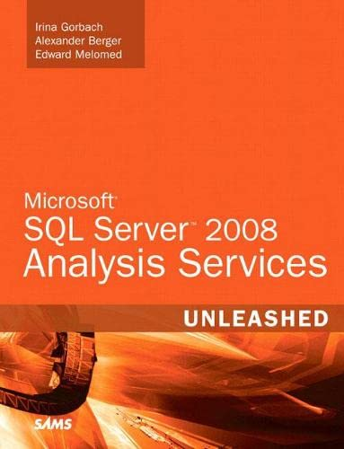 9780672330018: Microsoft SQL Server 2008 Analysis Services Unleashed
