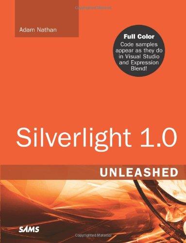 9780672330070: Silverlight 1.0 Unleashed