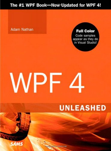 9780672331190: WPF 4 Unleashed