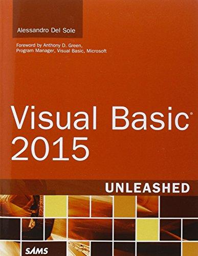9780672334504: Visual Basic 2015 Unleashed