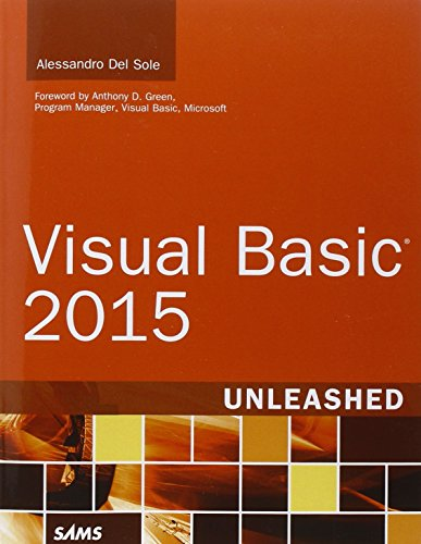 9780672334504: Visual Basic 2015 Unleashed