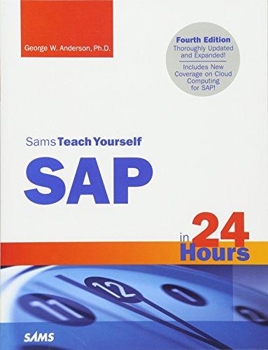 9780672335426: Sams Teach Yourself SAP in 24 Hours (4th Edition)