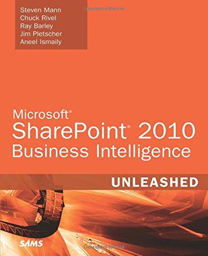 9780672335518: Microsoft SharePoint 2010 Business Intelligence Unleashed