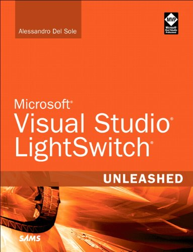 9780672335532: Microsoft Visual Studio LightSwitch Unleashed