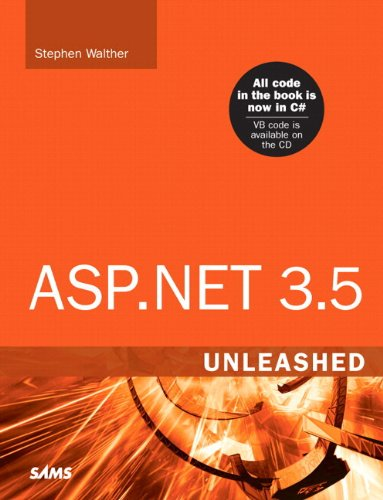 9780672335648: ASP.NET 3.5 Unleashed