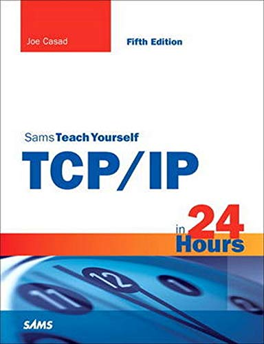 9780672335716: Sams Teach Yourself TCP/IP in 24 Hours (Teach Yourself in 24 Hours)