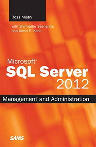 9780672336003: Microsoft SQL Server 2012 Management and Administration (2nd Edition)