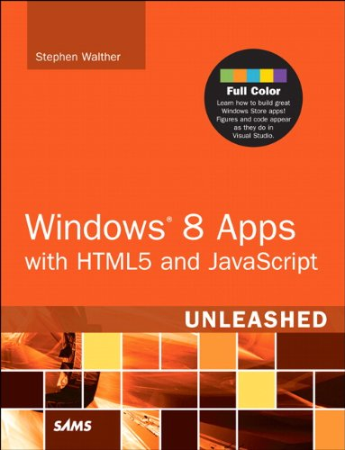 9780672336058: Windows 8 Metro Apps with HTML5 and JavaScript Unleashed