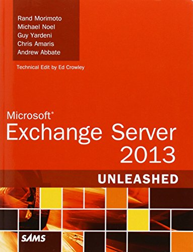 9780672336119: Microsoft Exchange Server 2013 Unleashed