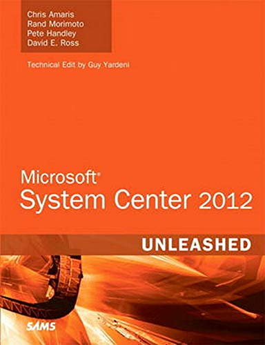 9780672336126: Microsoft System Center 2012 Unleashed