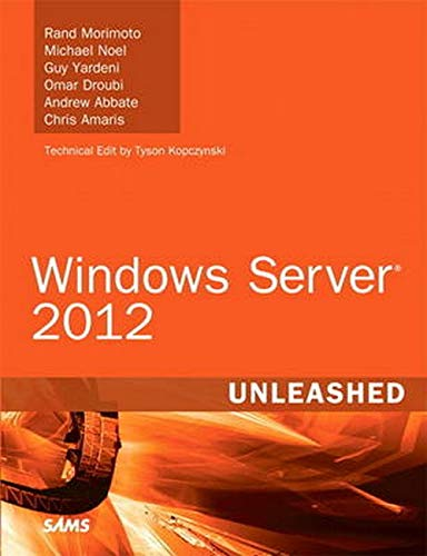 9780672336225: Windows Server 2012 Unleashed