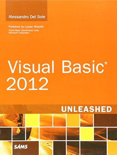9780672336317: Visual Basic 2012 Unleashed (2nd Edition)