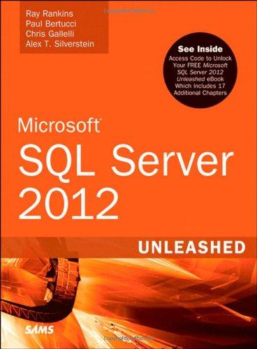 9780672336928: Microsoft SQL Server 2012 Unleashed