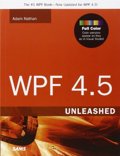 9780672336973: WPF 4.5 Unleashed