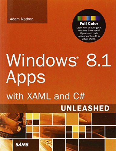 9780672337086: Windows 8.1 Apps With XAML and C# Unleashed