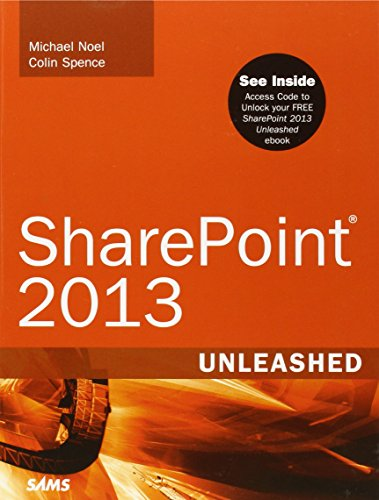 9780672337338: Sharepoint 2013 Unleashed