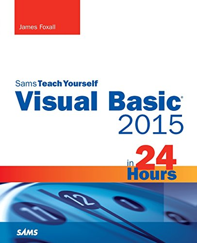 9780672337451: Visual Basic 2015 in 24 Hours, Sams Teach Yourself
