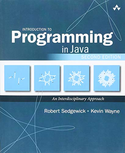 9780672337840: Introduction to Programming in Java: An Interdisciplinary Approach (2nd Edition)