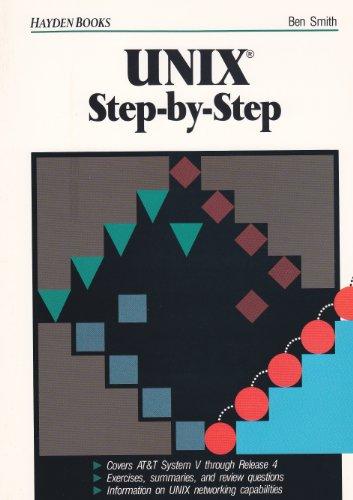 UNIX Step-by-Step: Patrick H. Wood;