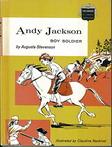9780672500121: Andy Jackson Boy Soldier