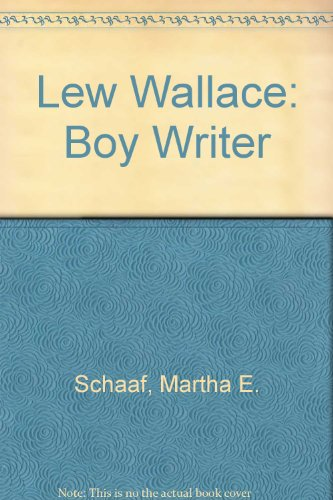 9780672501203: Lew Wallace: Boy Writer (Young Patriots Series)