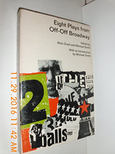 9780672506567: Eight Plays from Off-Off Broadway