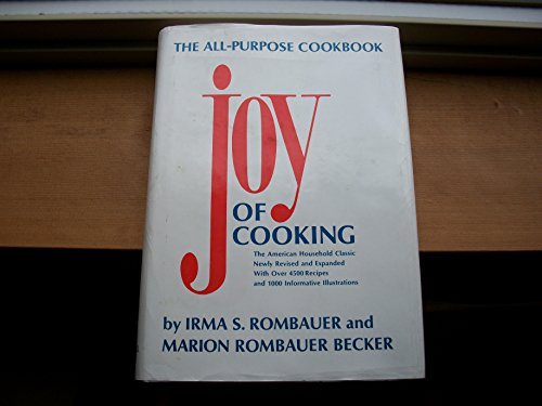 9780672507250: Joy of Cooking