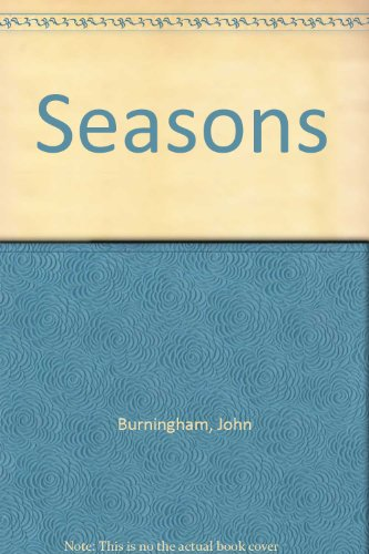 Seasons (9780672509285) by Burningham, John