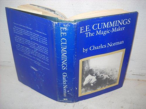 9780672516030: E.E. Cummings: The Magic-Maker