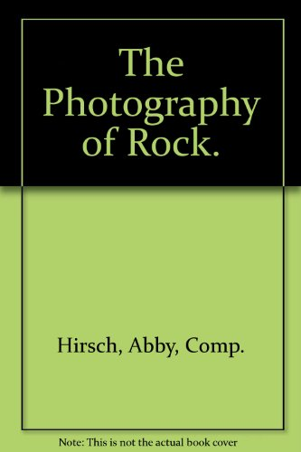 9780672516443: The Photography of Rock.