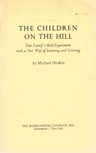 9780672518430: The Children on the Hill: The Story of an Extraordinary Family.