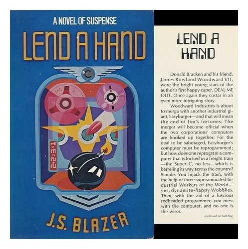 LEND A HAND: Blazer, J.S. (Pseudonym