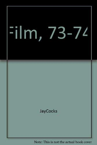 Film 73/74: Cocks, Jay; Denby, David