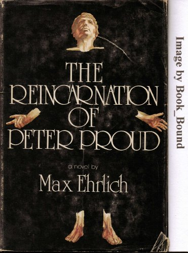 9780672520013: The reincarnation of Peter Proud